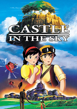 Castle in the Sky movie cover