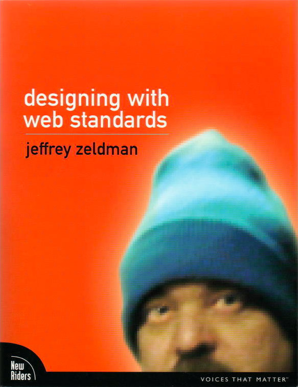 Designing with Web Standards book cover