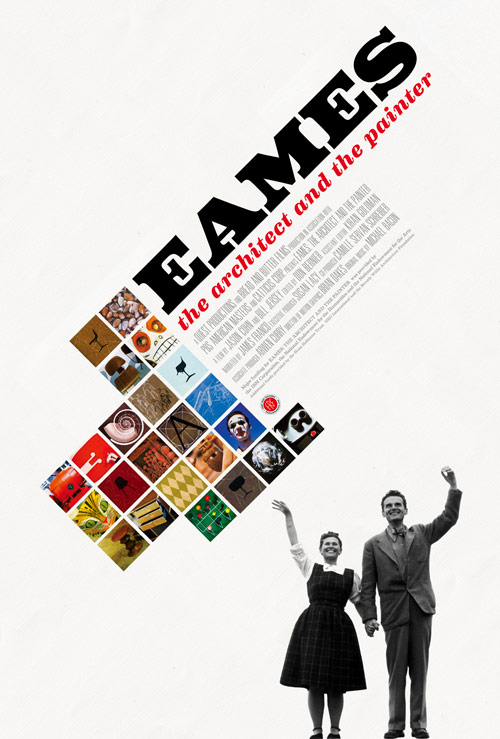 Eames the Architect and the Painter movie cover