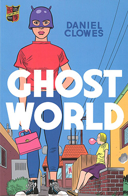Ghost World comic book cover