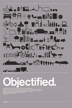 Objectified movie cover