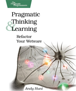 Pragmatic Thinking and Learning book cover