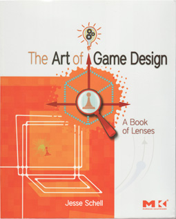 The Art of Game Design book cover