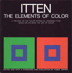 The Elements of Color book cover
