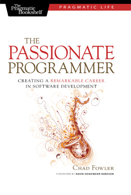 The Passionate Programmer book cover