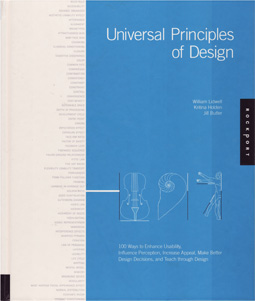 Universal Principles of Design book cover