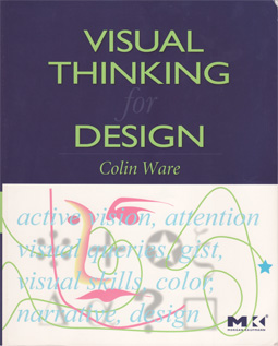 Visual Thinking for Design book cover